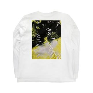 ホップ ステップ ジャンプで Long sleeve T-shirts