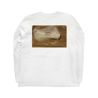 悲劇のカルボナーラ Long sleeve T-shirts