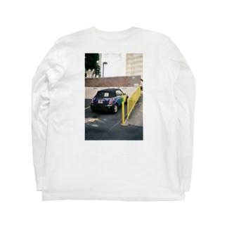 rainbow car Long Sleeve T-Shirt
