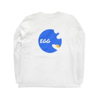 5点限定:EGG!EGG!EGG!!! Long sleeve T-shirts