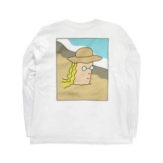 夏が来てる Long sleeve T-shirts