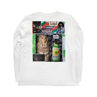ぼやけているシリーズ Long sleeve T-shirts