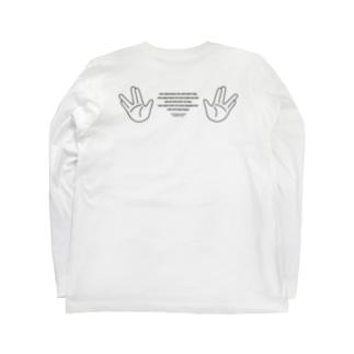 アロンの祝福 Long sleeve T-shirts