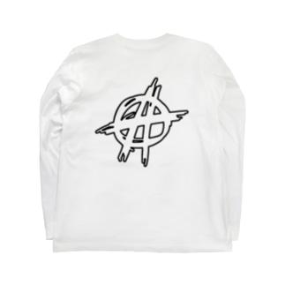 🔨ANARCHY🔨 ホワイト Long Sleeve T-Shirt