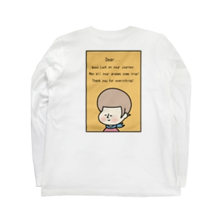 Dear.... Long sleeve T-shirts