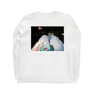 タバコ🚬 Long sleeve T-shirts