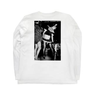 月光ナイトTシャツ Long Sleeve T-Shirt