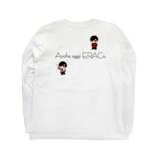 あるこほりっくのEraco feat.おこある&ちゆある Long Sleeve T-Shirtの裏面