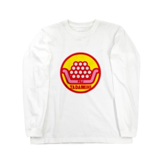 パ紋No.3207 TADAMICHI  Long sleeve T-shirts