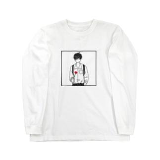 母の日 Long sleeve T-shirts