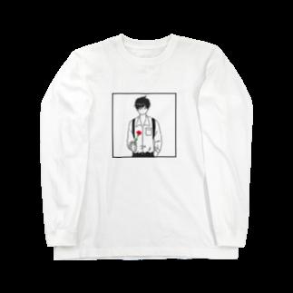 yummi's itemの母の日 Long sleeve T-shirts