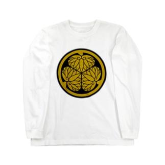 水戸黄門の印籠 Long sleeve T-shirts
