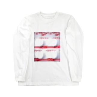 ベタナミンを処方してもらった気分になろう Long sleeve T-shirts