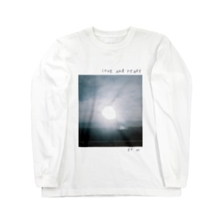 love and  peace Long sleeve T-shirts