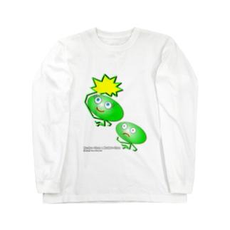 ネコ兄弟のキョキョちゃん tKYO_01 Long sleeve T-shirts