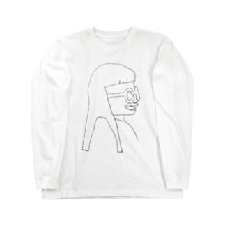 ともちゃん Long sleeve T-shirts