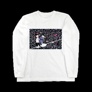 ウチノコノニワのチャカチャカシャツ Long sleeve T-shirts