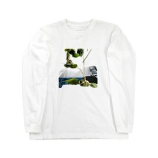 笹団子 Long sleeve T-shirts