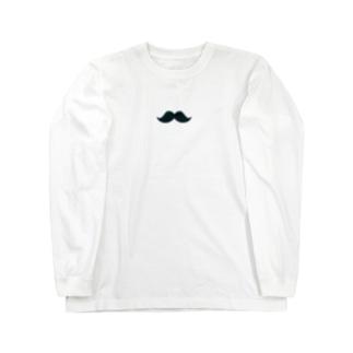 シンプル髭男爵 Long sleeve T-shirts