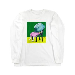 さ Long sleeve T-shirts