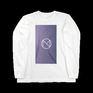 GAKU style のNMR GR Long sleeve T-shirts