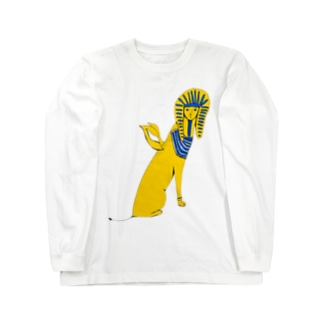 スフィンクス Long sleeve T-shirts