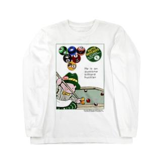 HATTOSHITE BOYS Long sleeve T-shirts