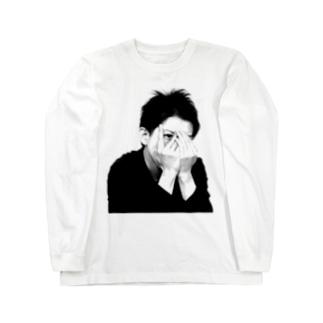 政見放送 Long sleeve T-shirts