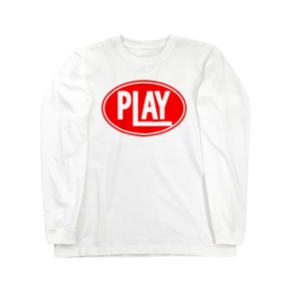 ELLIPSE LOGO R ① Long sleeve T-shirts