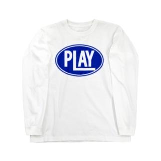 ELLIPSE LOGO B ① Long sleeve T-shirts