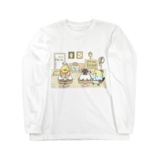 バーバーバード Long sleeve T-shirts