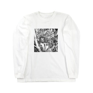 森林浴 Long sleeve T-shirts