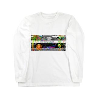 楽描 Long sleeve T-shirts