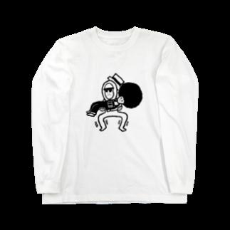 ツンデレボーイズの忍耐 Long sleeve T-shirts