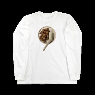 宮本菜津子 - Natsuko Miyamotoの魯肉飯 Long sleeve T-shirts