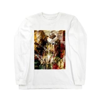 刺青 Long sleeve T-shirts