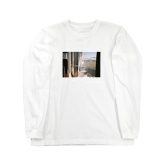 elbow forest Long sleeve T-shirts