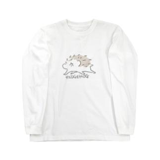 HEDGEHOG Long sleeve T-shirts