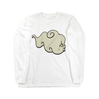 北風さん Long sleeve T-shirts