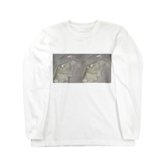 卵子.寝ne Long sleeve T-shirts