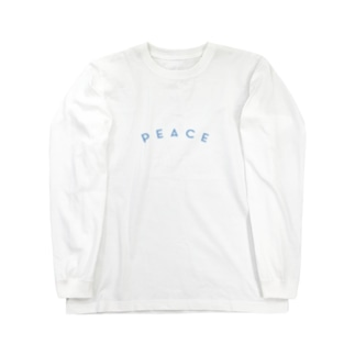 peace-001 Long sleeve T-shirts