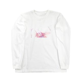 イイケツ Long sleeve T-shirts