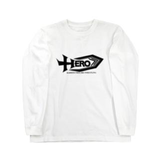 バリアフリー第二段 Long sleeve T-shirts