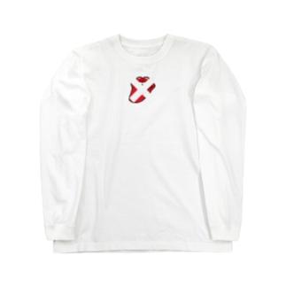梔子 Long sleeve T-shirts