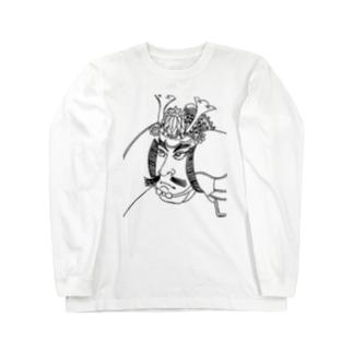 JUNSEN(純仙)春風小五郎之助 Long sleeve T-shirts