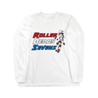 Roller Derby Sevens Long sleeve T-shirts