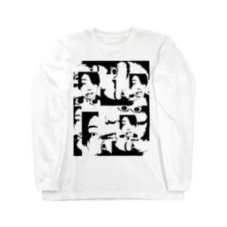 頭狂フィストファック Long sleeve T-shirts