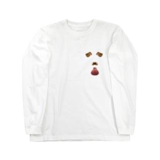 snapchat Long sleeve T-shirts