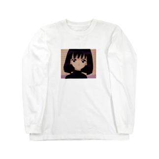コンニチハ Long sleeve T-shirts