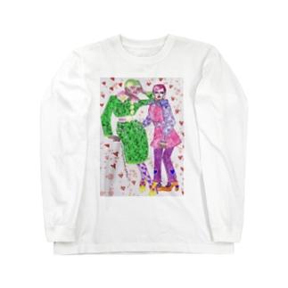 neonちゃん Long sleeve T-shirts